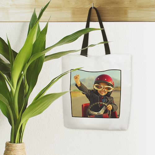 Reusable Photo Shopping Bag
