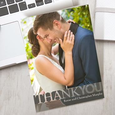 Wedding Thank You Cards| Blacks.ca