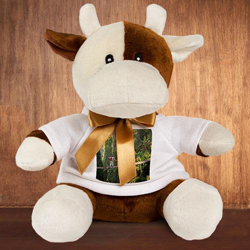 Stuffed Cow Teddy